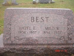 Hazel E. <i>Foster</i> Best
