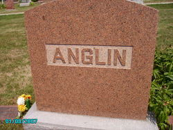 Adaline S. <i>Harman</i> Anglin