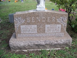 Alberta Beatrice <i>Cain</i> Bender