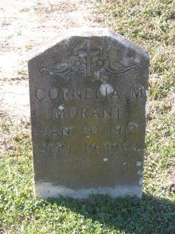 Cornelia M. Morant