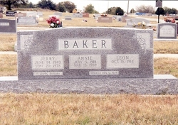 Annie Blanche <i>Littlefield</i> Baker
