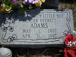Hunter Everett Adams
