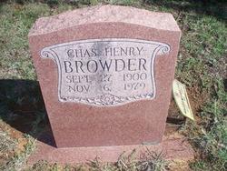 Charles Henry Browder