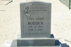 Ethel Louise Bodden