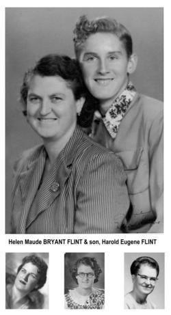 Helen Maude <i>Bryant</i> Flint