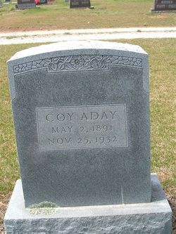 Coy Aday