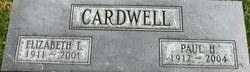 Elizabeth L Cardwell
