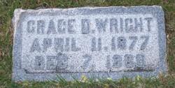 Grace Doretta Wright