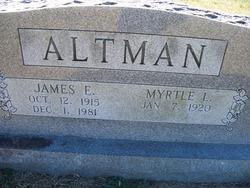 James E. Altman