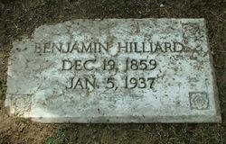 Benjamin Hilliard