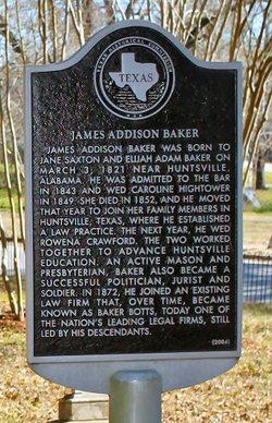 James Addison Baker