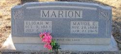 Eligah William Marion