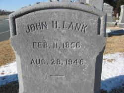 John Henry Lank