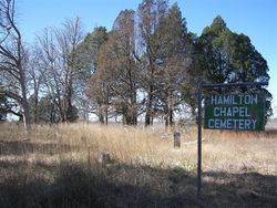 Hamilton Chapel Cemetery