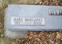 Mary Margaret <i>Gann</i> Hyde