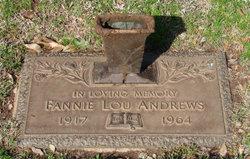 Fannie Lou <i>Hamilton</i> Andrews