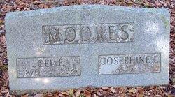 Josephine Ellen <i>Taylor</i> Moores