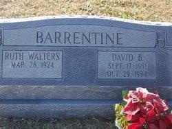 David B. Barrentine