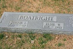 Elsie Ollie <i>Wolaver</i> Boatright