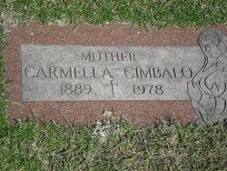 Carmella Millie <i>Maggio</i> Cimbalo