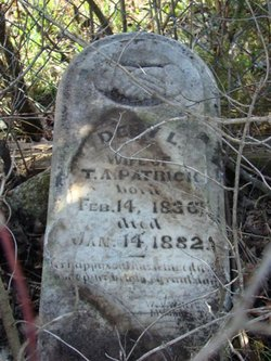 Deby Ann Lucretia <i>Dalrymple</i> Patrick