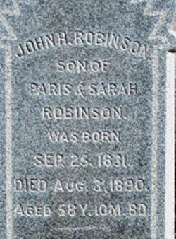 John H. Robinson