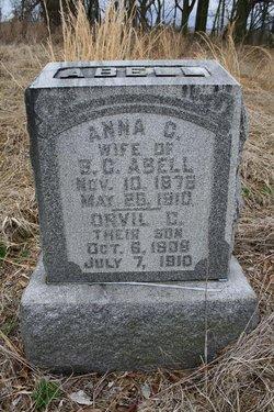 Anna Cooke Annie <i>Warfield</i> Abell