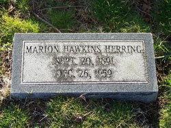 Marion Hawkins Herring