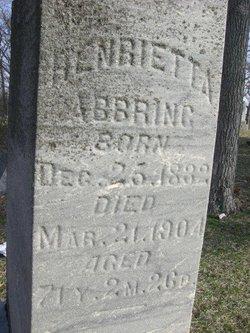 Henrietta Abbring