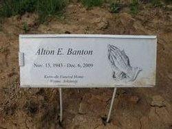 Alton E Banton