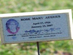 Rose Mary <i>Beckman</i> Ausmus