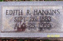 Edith Rhea <i>Jackson</i> Hankins