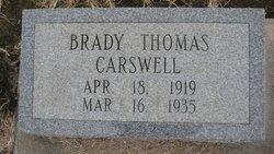 Brady Thomas Carswell