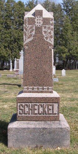 Mrs Margaret <i>White</i> Scheckel