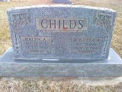 Rosetta A. Rosa <i>Cox</i> Childs