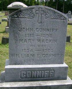 Mary <i>Mackin</i> Conniff