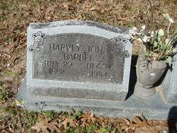 Harvey John Barbee