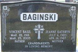 Vincent Basil Baginski