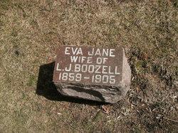 Eva Jane <i>White</i> Boozell