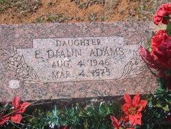 Elizabeth Diann Adams