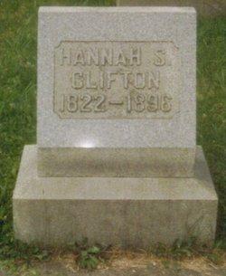 Hanna Sherman <i>Freeman</i> Clifton