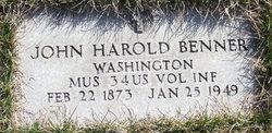 John Harold Benner