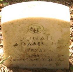Jonah Adams, Jr