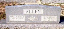 Ruth Allene <i>Brooks</i> Allen