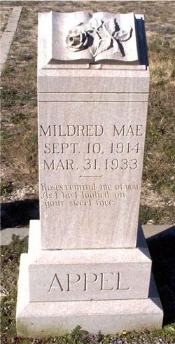 Mildred Mae Appel