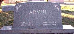 Josephine <i>Corder</i> Arvin