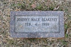Johnny Mack Blakeney