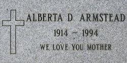 Alberta D. <i>Shaw</i> Armstead