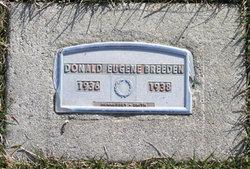 Donald Eugene Breeden