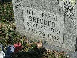 Ida Pearl <i>Hagerman</i> Breeden